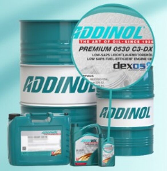 ADDINOL PREMIUM 5w30 C3-DX eļļa, GM Dexos2, MB 229.51, 229.52, Subaru, VW 505 00, 502 00, 505 01