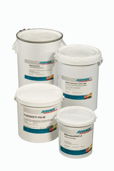 ADDINOL FG GREASE AL 00 1kg, Īpaši ūdens noturīga pusšķidrā, smērviela zemām un augstām temperatūrām pārtikas rūpniecībai, NSF H1, GPFHC00P-40