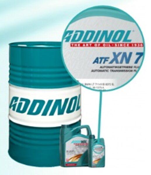 ADDINOL ATF XN 7, Mercedes 7G-Tronic, MB 236.15, zils