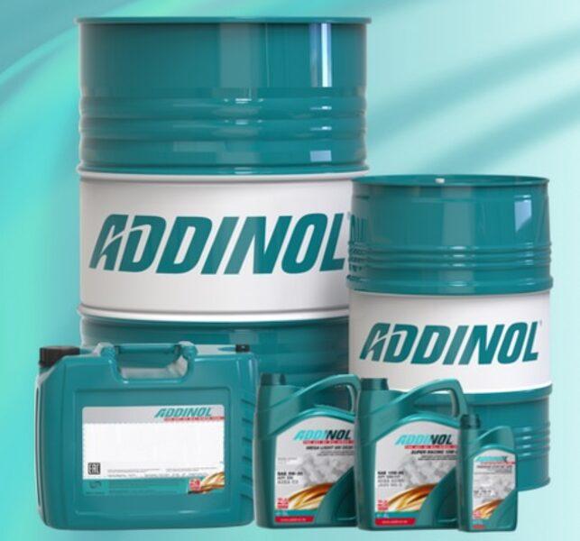 ADDINOL HYDRAULIKÖL HLP ISO VG 46, Hidraulikas eļļa lietošanai iekštelpās, DIN 51524-2, DIN EN ISO 6743-4, HM.
