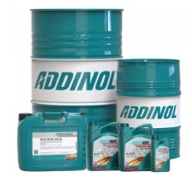ADDINOL GH 75W90, API GL-4, GL-5 ātrumkārbas un sadales kārbas, reduktoru eļļa.