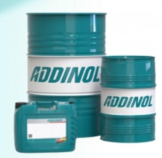 ADDINOL HYDRAULIKÖL HVLP ISO VG 32, DIN 51524-3 hidraulikas eļļa, palielina sistēmas jaudu, samazina guršanu.