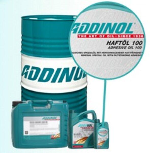 ADDINOL HAFTÖL ISO VG 100, minerālā ķēžu eļļa,