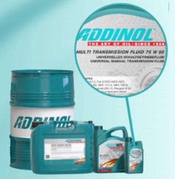 MULTI TRANSMISSION FLUID 75W90, API GL-4+ vieglo automibiļu ātrumkārbas eļļa.