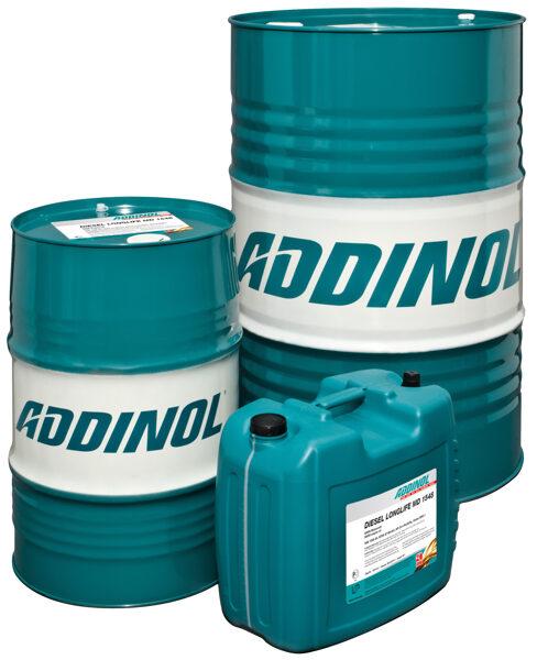 ADDINOL ECO CARGO 1040 LE, 10w40, ACEA E6, ar īpašu piedevu kompleksu degvielas ekonomijai, CNG, LNG,