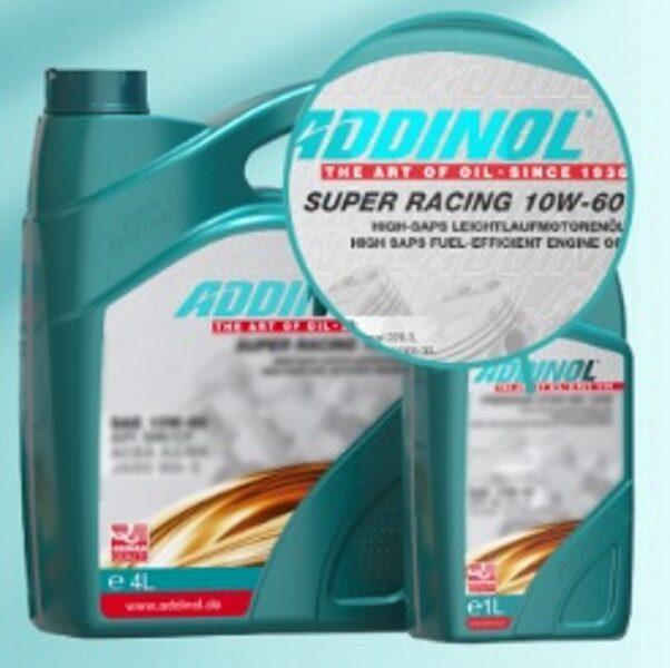 ADDINOL SUPER RACING 10W60